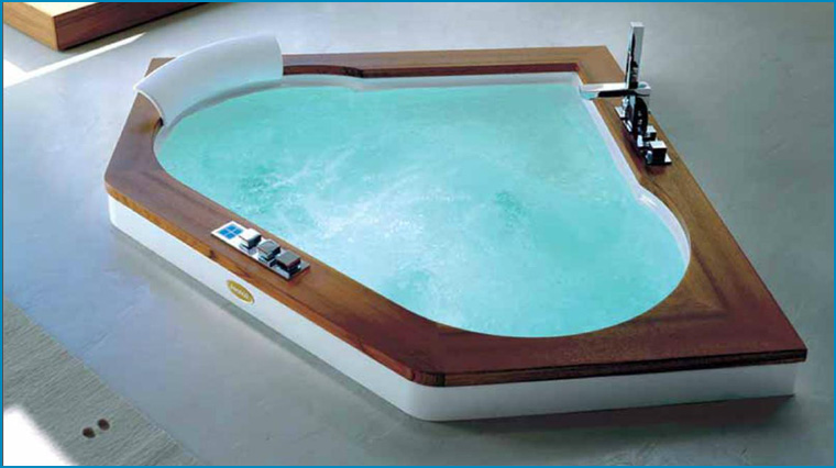 Spa Baths for your bathroom at The Crowborough Bath Shop