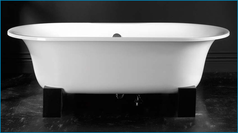 Free-standing Baths for your bathroom at The Crowborough Bath Shop