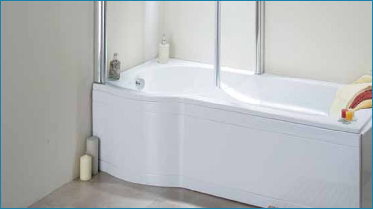 Shower Baths for your bathroom at The Crowborough Bath Shop