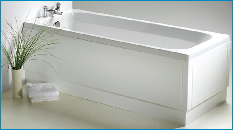Exceptionnel Standard Baths For Your Bathroom At The Crowborough Bath Shop