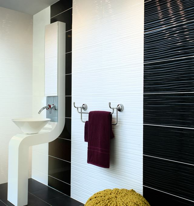 Contemporary Tiles at The Crowborough Bath Shop
