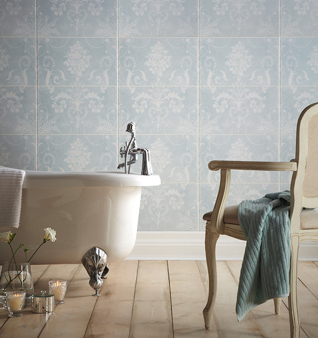 Traditional Tiles at The Crowborough Bath Shop