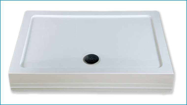 Acrylic Capped Resin Shower Tray at The Crowborough Bath Shop