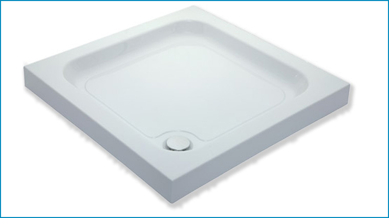 Stone Cast Shower Trays at The Crowborough Bath Shop